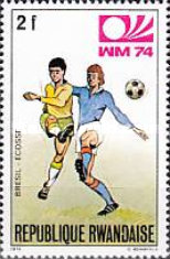[Football World Cup - West Germany, Typ RP]