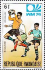 [Football World Cup - West Germany, Typ RQ]