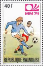 [Football World Cup - West Germany, Typ RR]