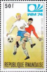 [Football World Cup - West Germany, Typ RS]