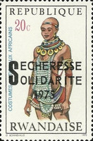 [Central African Drought - Previous Issues Overprinted