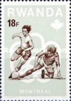 [Olympic Games - Montreal, Canada, Typ XV]