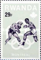 [Olympic Games - Montreal, Canada, Typ XW]