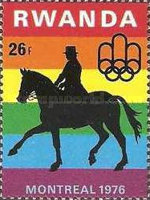 [Olympic Games - Montreal, Canada, Typ YQ]