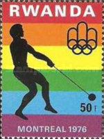 [Olympic Games - Montreal, Canada, Typ YR]