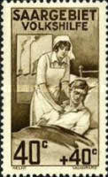 [Charity Stamps, Typ AQ]