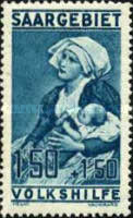 [Charity Stamps, Typ AS]
