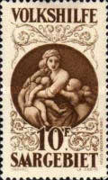[Paintings - Charity Stamps, Typ BC]