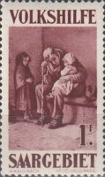 [Paintings - Charity Stamps, Typ BD2]