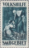 [Paintings - Charity Stamps, Typ BE]