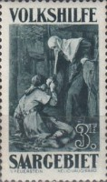 [Paintings - Charity Stamps, Typ BE2]