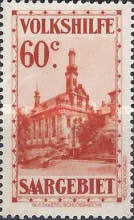 [Charity Stamps - Castles & Churches, Typ BO]