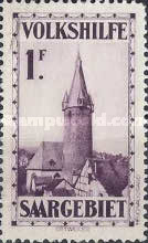[Charity Stamps - Castles & Churches, Typ BP]