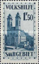 [Charity Stamps - Castles & Churches, Typ BQ]