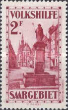 [Charity Stamps - Castles & Churches, Typ BR]