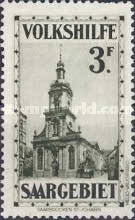 [Charity Stamps - Castles & Churches, Typ BS]