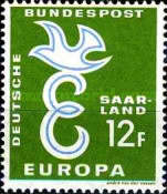 [EUROPA Stamps, Typ X]