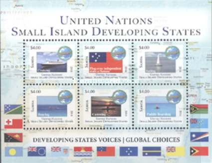 [The 3rd Pacific SIDS Conference - Small Island Developing States, Typ ]