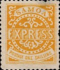 [Express Stamps - Line Above