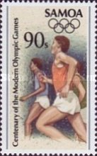 [The 100th Anniversary of Modern Olympic Games, Typ ACC]