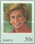 [Diana, Princess of Wales Commemoration, 1961-1997, Typ ADP]