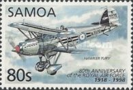 [The 80th Anniversary of the Royal Air Force - Aircrafts, Typ ADV]