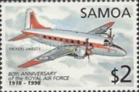 [The 80th Anniversary of the Royal Air Force - Aircrafts, Typ ADW]