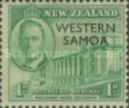 [Stamps of New Zealand Overprinted, type AI]