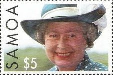 [The 80th Anniversary of the Birth of Queen Elizabeth II, Typ AJJ]