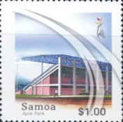 [The XIII South Pacific Games - Samoa, Typ AKH]