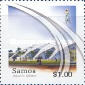 [The XIII South Pacific Games - Samoa, Typ AKI]
