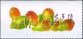 [Fruits - Self Adhesive Stamps, Typ AKN]