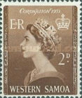 [Coronation of Queen Elizabeth II, type AW]