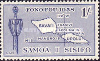 [Inauguration of Samoan Parliament, type BA]