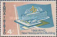 [Inauguration of W.H.O. Headquarters in Geneva, Typ BY]