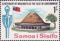 [The 100th Anniversary of Mulinu'u as Seat of Government, type CH]