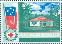 [The 20th Anniversary of Health Service in the South Pacific, Typ CR]