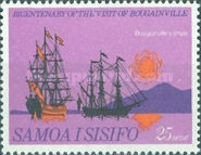 [The 200th Anniversary of Count Louis de Bougainville's Visit to Samoa, Typ DJ]