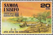 [Historical Events - Great Apia Hurricane of 1889, type EN]