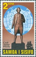 [The 200th Anniversary of Captain James Cook's Exploration of the Pacific, type ET]