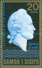 [The 200th Anniversary of Captain James Cook's Exploration of the Pacific, type EU]