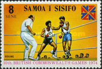[The 10th British Commonwealth Games, Christchurch, Typ HH]