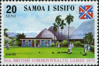 [The 10th British Commonwealth Games, Christchurch, Typ HJ]