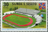 [The 10th British Commonwealth Games, Christchurch, Typ HK]