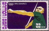 [Olympic Games - Montreal, Canada, Typ JC]