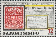 [The 100th Anniversary of Samoan Stamps, Typ JU]