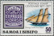 [The 100th Anniversary of Samoan Stamps, Typ JX]