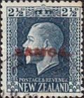 [New Zealand Postage Stamps Overprinted, type L4]