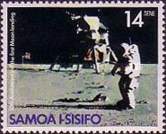 [The 10th Anniversary of Moon Landing by Apollo 11, Typ LS]