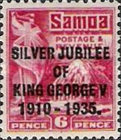 [The 25th Anniversary of the Accession of King George V, type P3]